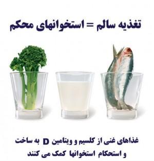 پوکی استخوان از وب سایت دکتر نقی حسینعلی زنجانی , روماتولوژیست